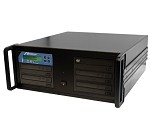 CopyWriter DVD PRO Rackmount CD/DVD Duplicator, 4-Bay