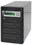Quic Disc DVD Duplicator, 3-Bay + 500 GB Hard Drive