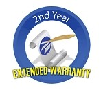 Extended Warranty - 2nd Year: 5+ Duplicator Bays/Drives